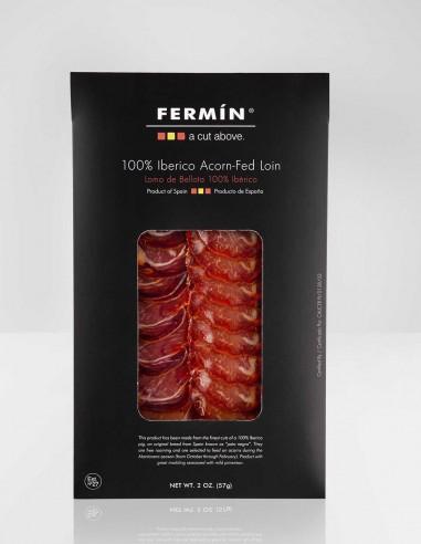 Acorn-Fed 100% Ibérico Dry Cured Loin...