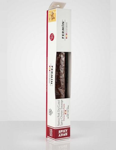 Ibérico Chorizo Spicy Pork Dry Cured...