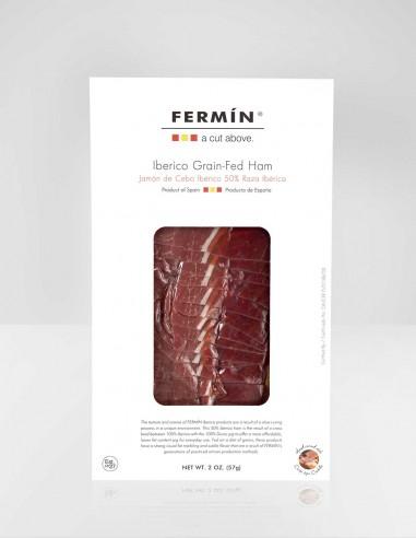 Iberico Ham Sliced 2oz -Fermin