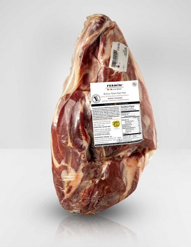 50% ibérico Whole boneless Ham by Fermin