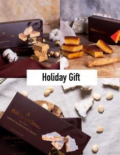 Holiday Gift Box 3 Pablo Garrigós Turrones