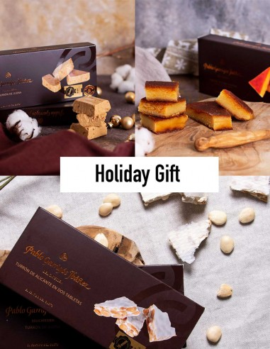 Holiday Gift Box 3 Pablo Garrigós...