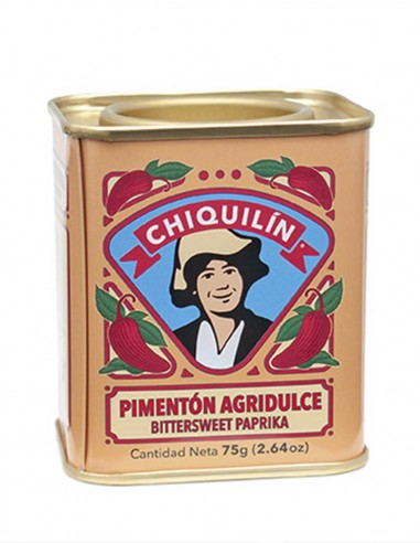 Chiquilin Pimentón Agridulce 75g