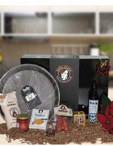 Paella Kit Gift Box