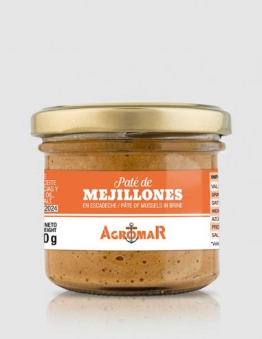 Pickled Mussels Pate