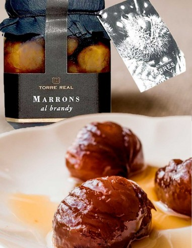 Marrons al Brandy