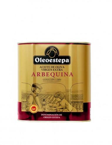 Oleoestepa EVOO Arbequina D.O. Estepa...