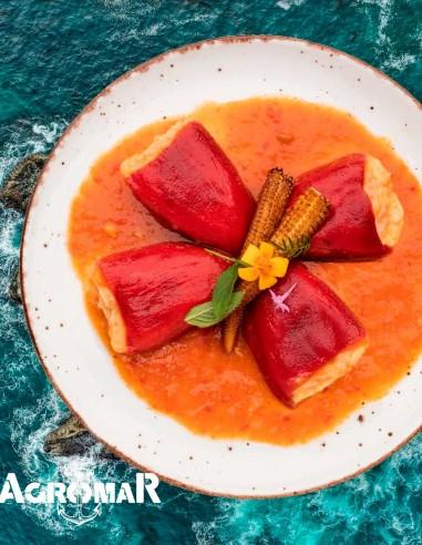 White Albacore Tuna Stuffed Piquillo...