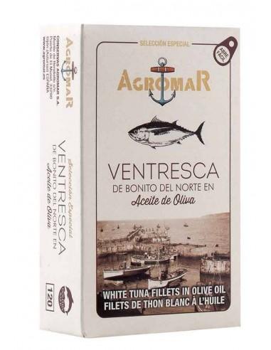 White Tuna Belly in Olive Oil Ventresca