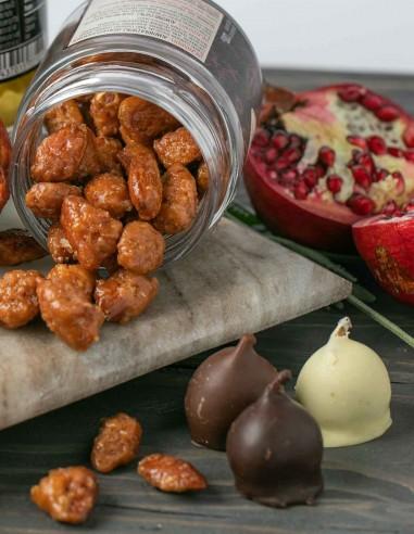 Garrapiñadas Coated Sugar Almond 130g