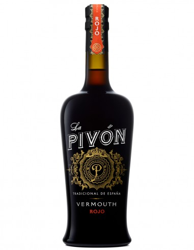 La Pivón Vermouth Rojo