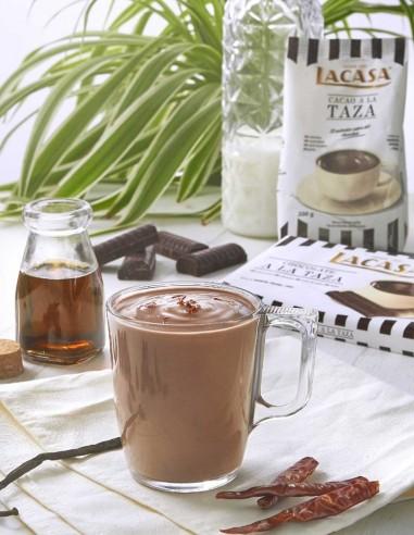Chocolate a la Taza LA CASA
