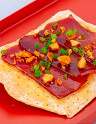 """Premium Dry-Cured Tuna Loin """"Mojama"""""""