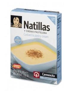 Natillas Caseras 12 servicios Carmencita - 1
