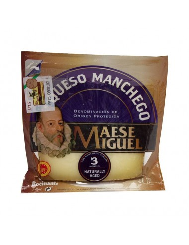 MANCHEGO PDO 3M MAESE MIGUEL 200G