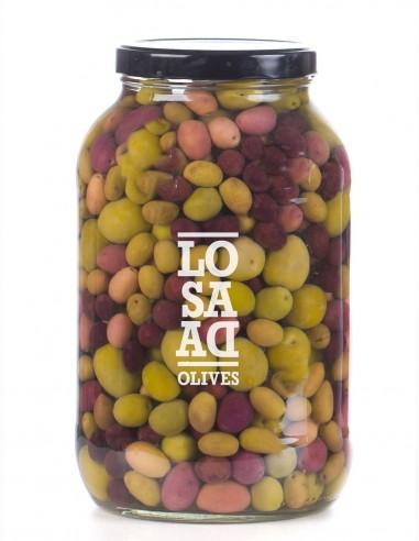 Carmona Olives Mix by Losada