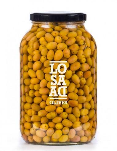 Olivas con hueso Zorzaleña by Losada