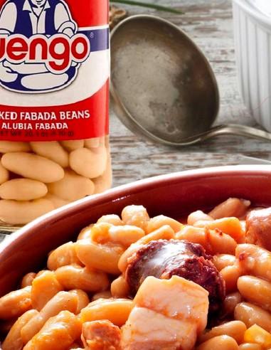 """Luengo Cooked """"Fabada"""" Beans"""