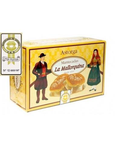 Mantecadas de Astorga LA MALLORQUINA-DULMA - 3