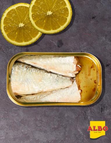 Albo Sardines in Olive Oil