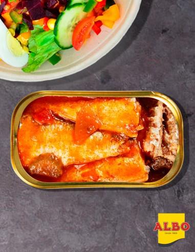 Albo Sardines in Hot Sauce 'Picantonas'
