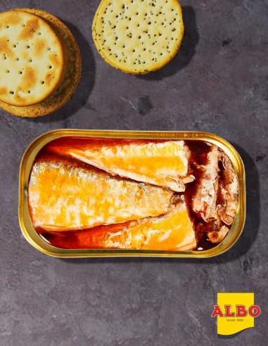 Albo Sardines in Pickled Sauce
