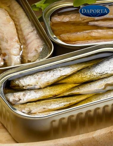 Daporta Baby Sardines in Olive Oil