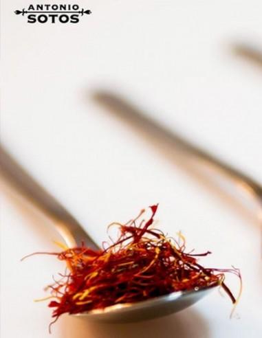 Saffron Threads 1gr Antonio Sotos