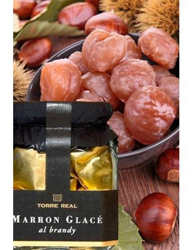 Marron Glacé al Brandy by Torres