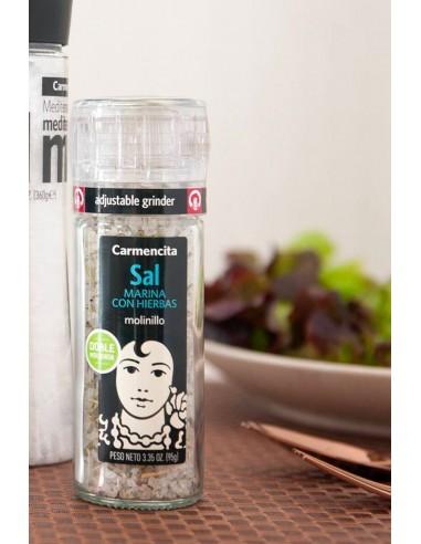Mediterranean Sea Salt and Herbs with...