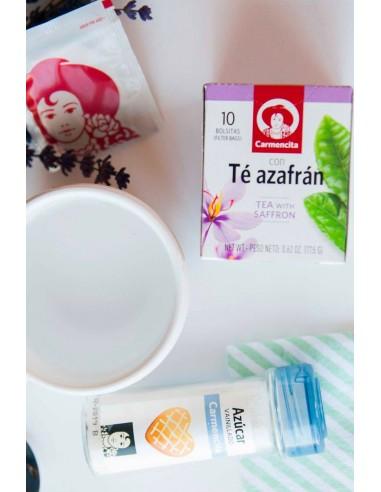 Tea with Saffron