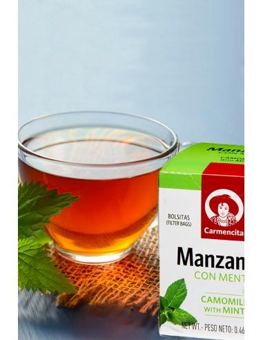 Manzanilla con Menta