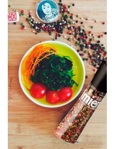 Mix Peppercorns Grinder