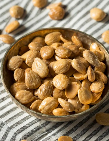 Marcona Almonds fried and Salted 140g