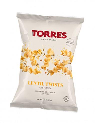 Lentil Twiss w/Honey 70g