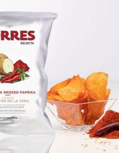 Torres Patatas Fritas con PImentón de...