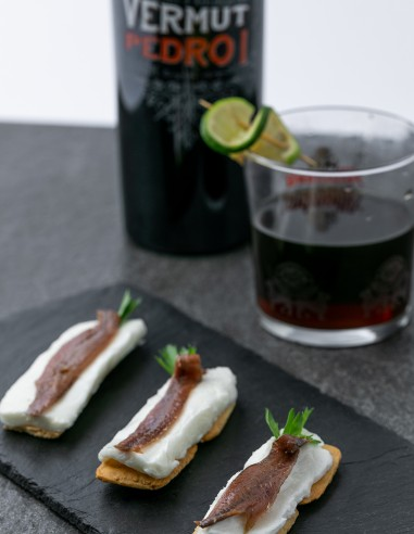 Pujado Anchovy Fillets in Olive Oil 50g