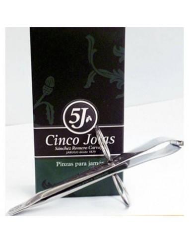 Pinzas Jamón CINCO JOTAS - 1
