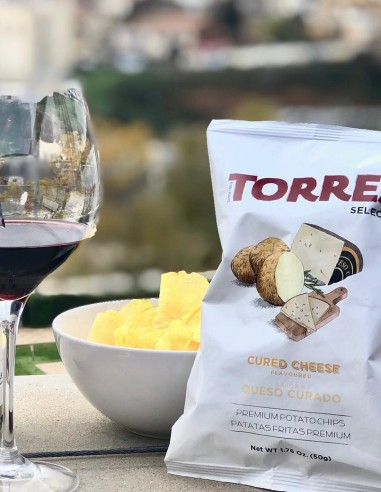 Torres Potato Chips Cured Cheese...