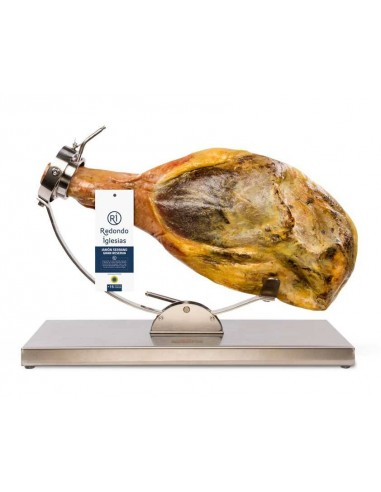 Whole Bone-In Serrano Ham FREE SHIPPING Redondo Iglesias - 1