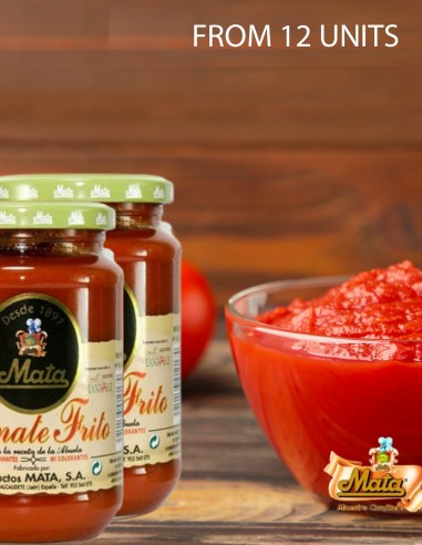 From 12 units Mata Fried Tomato Sauce...