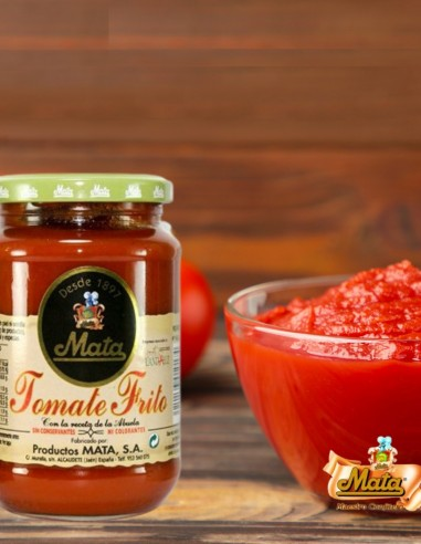 Mata Fried Tomato Sauce in Olive Oil
