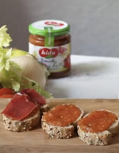 Tomato Puree w/Extra Virgin Olive...