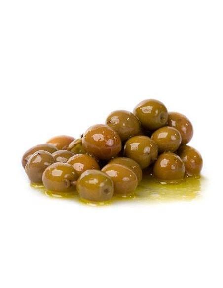 Losada Whole Arbequina Olives Gallon