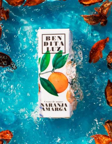 Hand Cream with Seville Bitter Orange...