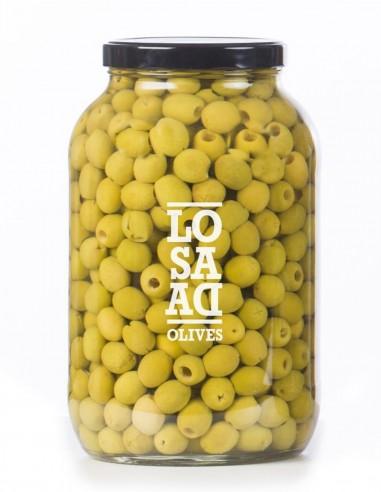 Pitted Manzanilla Olives by Losada
