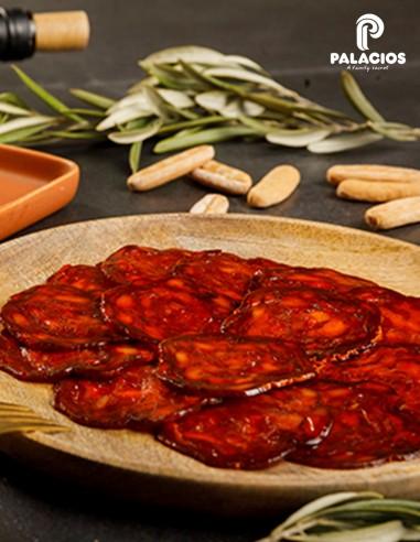 Palacios Iberico Chorizo Sliced