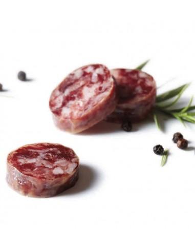 Dry Cured Ibérico de Cebo Pork...