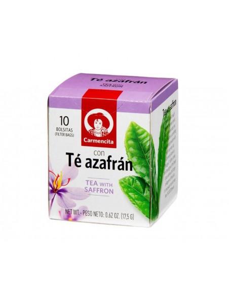 Té con Azafrán