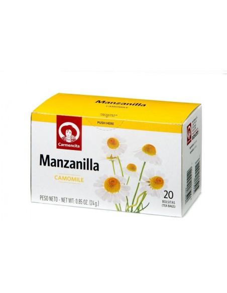 Manzanilla Infusion Carmencita - 1